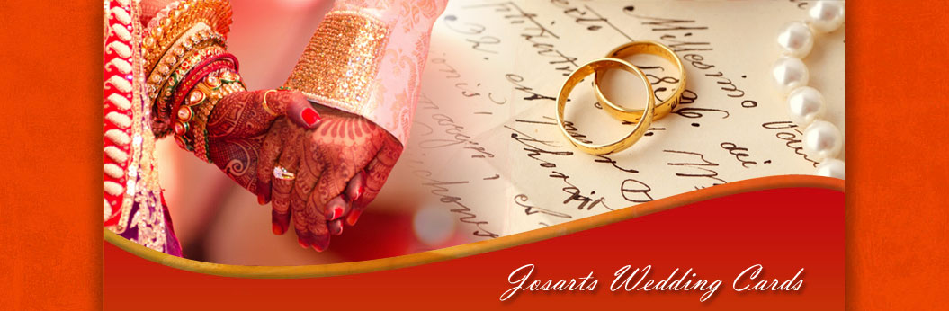 Wedding Invitation Cards From Josarts Press Kollam